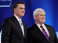 Newt Gingrich Responds to 'Fossil' Romney's Secret Twitter Diss