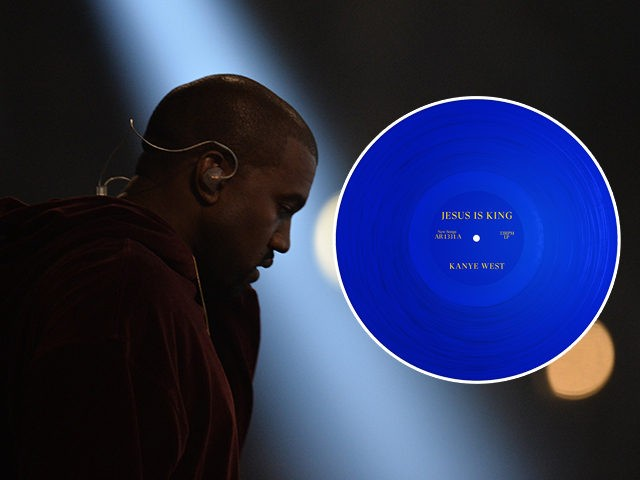 Kanye West's 'Jesus Is King' Is No. 1 Album in America