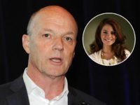 Book: MSNBC's Phil Griffin 'Waved Around' Nude Pic of Maria Menounos