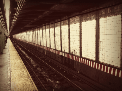 Brooklyn subway station