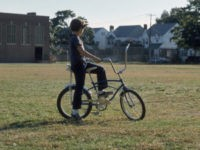 A boy on a chopper bicycle, USA, circa 1975. (Photo by Hulton Archive/Getty Images)