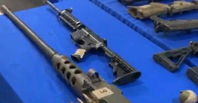 Gulf Cartel's Anti-Aircraft Weapon Found near Texas Border