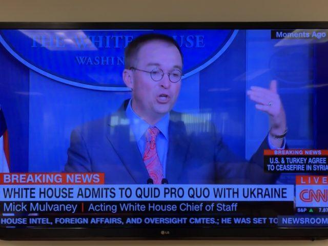 CNN Mulvaney (Joel Pollak / Breitbart News)