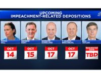Impeachment Depositions
