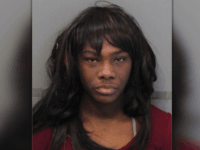 Tybresha Sexton, 24, was arrested Sunday in Chattanooga, Tenn. (Hamilton County Sheriff's Office)