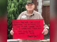 WWII veteran James South