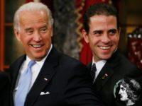 Breitbart Land: Data Shows Number One Online Story in America About Debate Is Biden Corruption