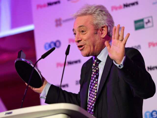 John Bercow accused of 'defending the indefensible' in furious Commons bust-up