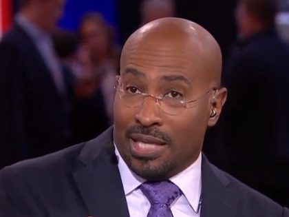 Van Jones: 'Unbelievable' Bernie 'Failed' to Reject Soviet-style Socialism