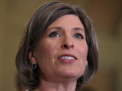 Ernst: House Could Have Brought in Bolton and Didn't, 'Investigative Work' Is 'Not the Job of the Senate'