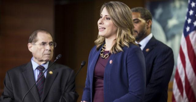 Kompromat: Nude Photos of Democrat Katie Hill, Multiple Affairs Swirling Around Congresswoman Threaten to Undermine Impeachment