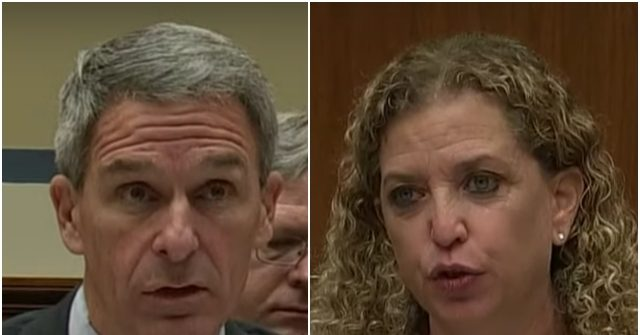Watch–Ken Cuccinelli Takes on Debbie Wasserman Schultz: 'You Can Get Away with Not Telling the Truth'