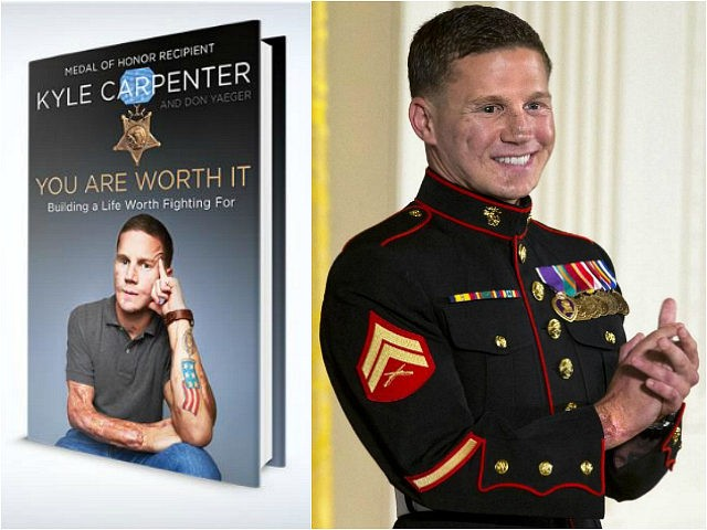 Medal of Honor Recipient Kyle Carpenter: Don't Hide Your Scars