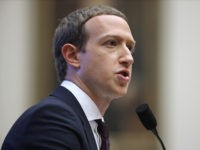 WASHINGTON, DC - OCTOBER 23: Facebook co-founder and CEO Mark Zuckerberg testifies before the House Financial Services Committee in the Rayburn House Office Building on Capitol Hill October 23, 2019 in Washington, DC. Zuckerberg testified about Facebook's proposed cryptocurrency Libra, how his company will handle false and misleading information by …