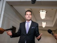 Rep. Gaetz Kicked Out of Impeachment Inquiry Hearing