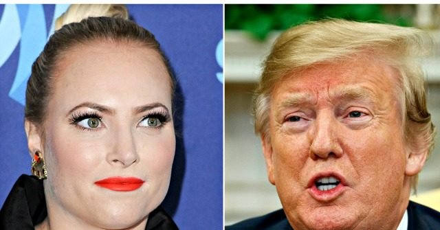Meghan McCain: GOP Will Be in 'Very Dark Place to Rebuild' After Trump