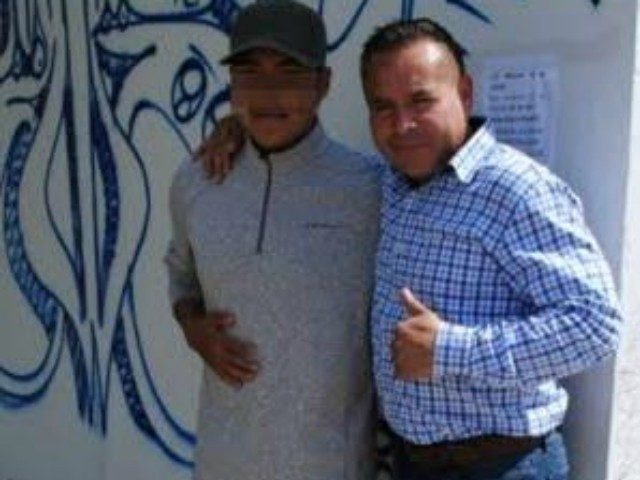 Mexican Mayor and Suspect