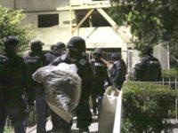 Mexico City Raid