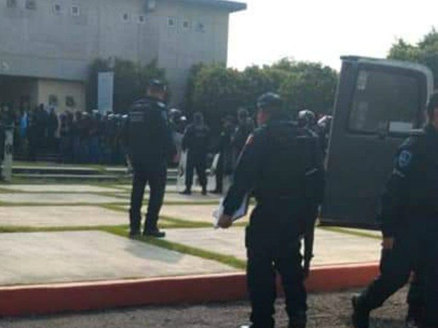 Morelos Prison Riot