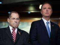 Nadler and Schiff (Saul Loeb / AFP / Getty)
