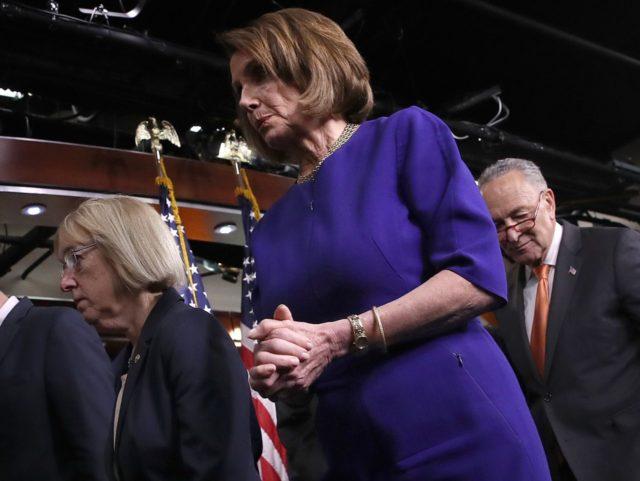 Nancy Pelosi (Win McNamee / Getty)