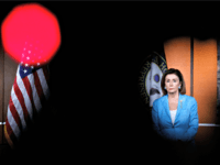 WASHINGTON, DC - OCTOBER 02: House Speaker Nancy Pelosi (D-CA) looks on during a weekly news conference on October 2, 2019, on Capitol Hill in Washington, DC. Pelosi and Schiff updated members of the media on the latest developments related to the impeachment inquiry focused on U.S President Donald Trump. …