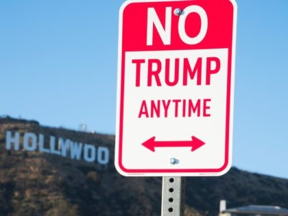 No Trump Anytime (Robyn Beck / AFP / Getty)