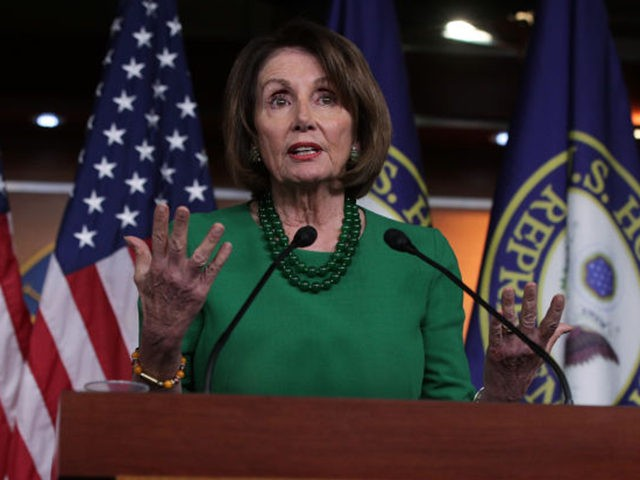Pelosi Criticizes Trump For Cutting Dem Leadership Out of Raid