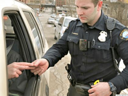 Police Traffic Stop AP