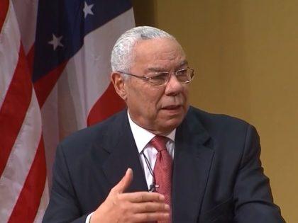 Colin Powell on CNN, 10/6/2019