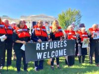 Protest for Refugees