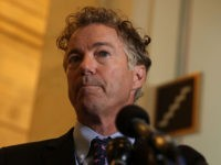 Rand Paul: We're Becoming 'Militarized Zone' in D.C., Have to 'Resist' Rapid Loss of Civil Liberties in a Crisis