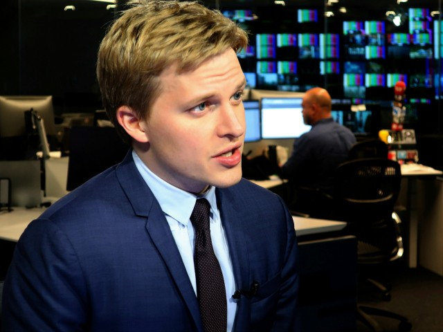 Nolte: Ronan Farrow Claims Hillary Pressured Him to Kill Weinstein Story