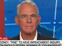 GOP Rep. Rooney: 'Fine' to Have the Impeachment Inquiry – I Want Bolton to Testify