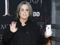 "Actress Rosie O'Donnell attends HBO's ""Game of Thrones"" final season premiere at Radio City Music Hall on Wednesday, April 3, 2019, in New York. (Photo by Evan Agostini/Invision/AP)"