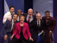 Watch: SNL Reenacts CNN's LGBTQ Issues Presidential Town Hall