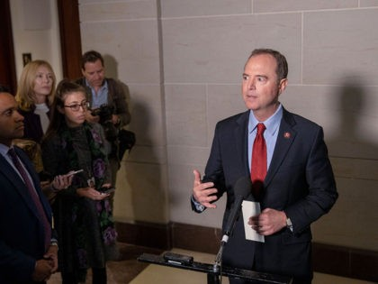 Adam Schiff: House 'May Not' Vote on Impeachment Inquiry