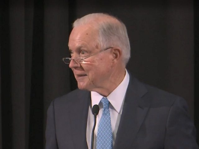 Jeff Sessions speaks to the Madison County, AL GOP, 10/1/2019