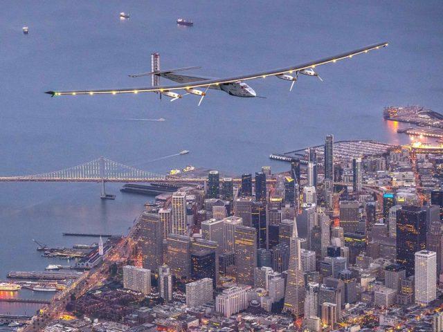 Solar Impulse 2 (Jean Revillard / Getty)