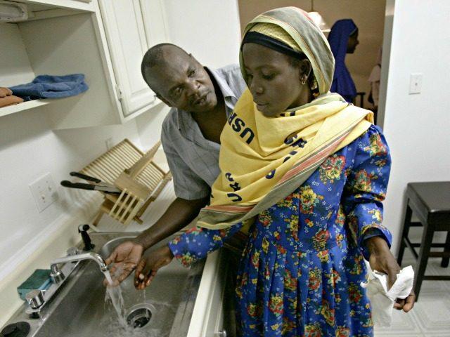 Somali Immigrant
