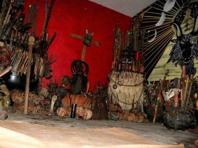 Tepito Altar