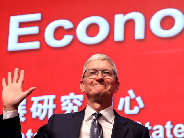 Apple CEO Tim Cook Praises 'Phenomenal' Business in China