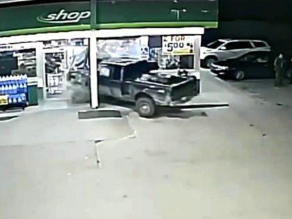 Truck Crashes