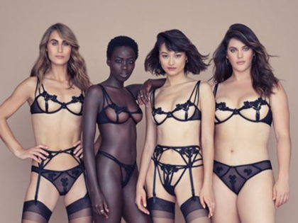 Victoria's Secret transgender model