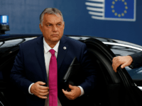 Hungarian Prime Minister Viktor Orban arrives for European Union Summit at European Union Headquarters in Brussels on October 17, 2019. (Photo by JULIEN WARNAND / POOL / AFP) (Photo by JULIEN WARNAND/POOL/AFP via Getty Images)