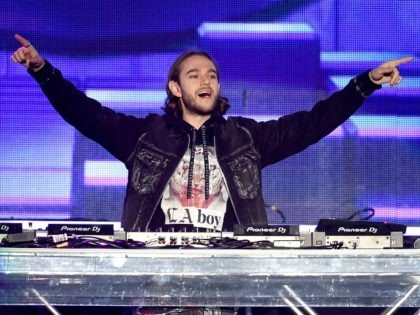 CARSON, CALIFORNIA - JUNE 01: (EDITORIAL USE ONLY. NO COMMERCIAL USE) Zedd performs onstage during the 2019 iHeartRadio Wango Tango Presented by The JUVÉDERM® Collection of Dermal Fillers at Dignity Health Sports Park on June 01, 2019 in Carson, California. (Photo by Kevin Winter/Getty Images for iHeartMedia)
