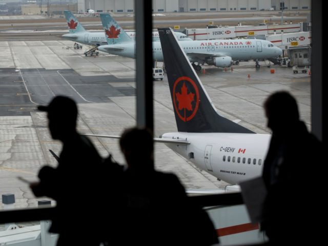 Air Canada Will No Longer Address Passengers As