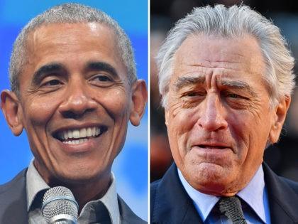 Barack Obama Dines with Robert De Niro amid Trump Impeachment Inquiry