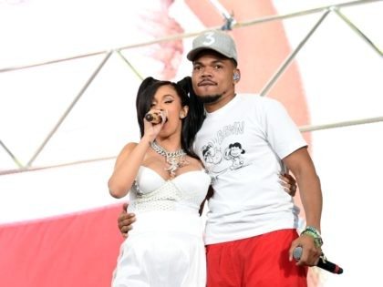 Cardi B, Chance the Rapper Think Trump will Win Re-Election: 'He's Got the Biggest Base'