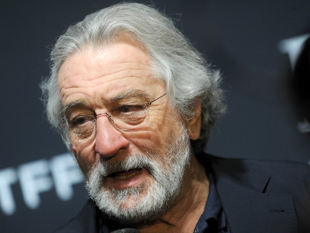 De Niro: 'Confounds Me' People Voted for Trump -- 'I'm Not Like Political, but I Was So Angry'